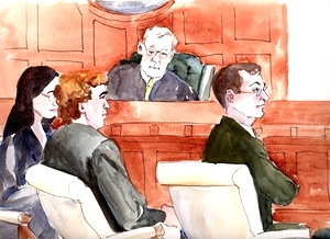 Sarah Palin -David Kernell Trial, Judge Phillips