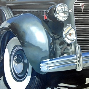 1936 Caddy