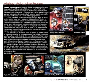Hemmings Classic Car Magazine