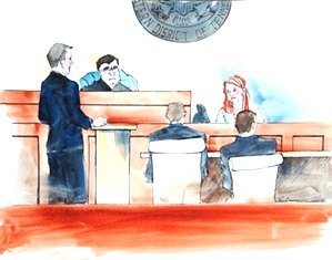 Richard Baumgartner Trial, Oct. 2012, Judge Ronnie Greer