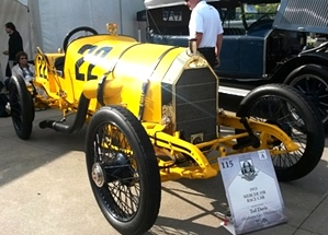 Indianapolis Motor Speedway, Celebration of Automobiles 2014